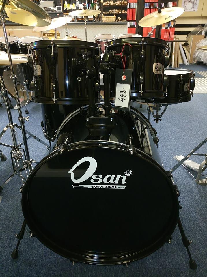 Fonkelnieuw Osan World Compleet drumstel - Drums Only VQ-58